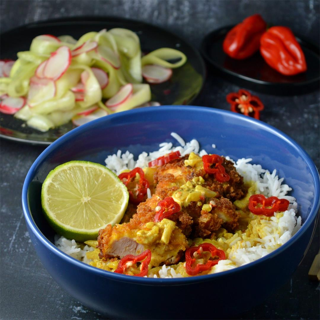 Easy Chicken Katsu Curry — Tasty Food for Busy Mums Weeknight D