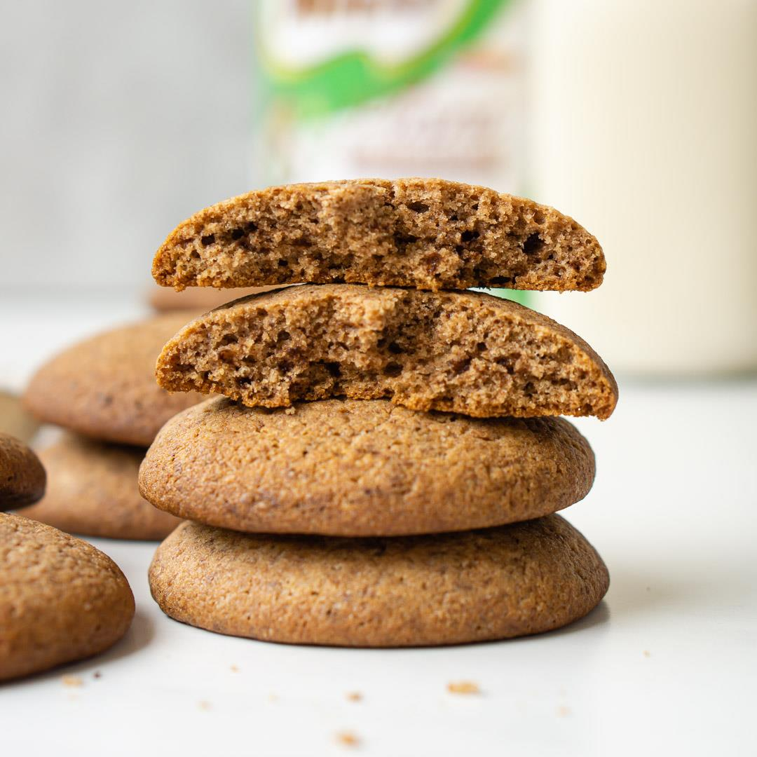 Easy Milo Biscuits (Dairy-Free)