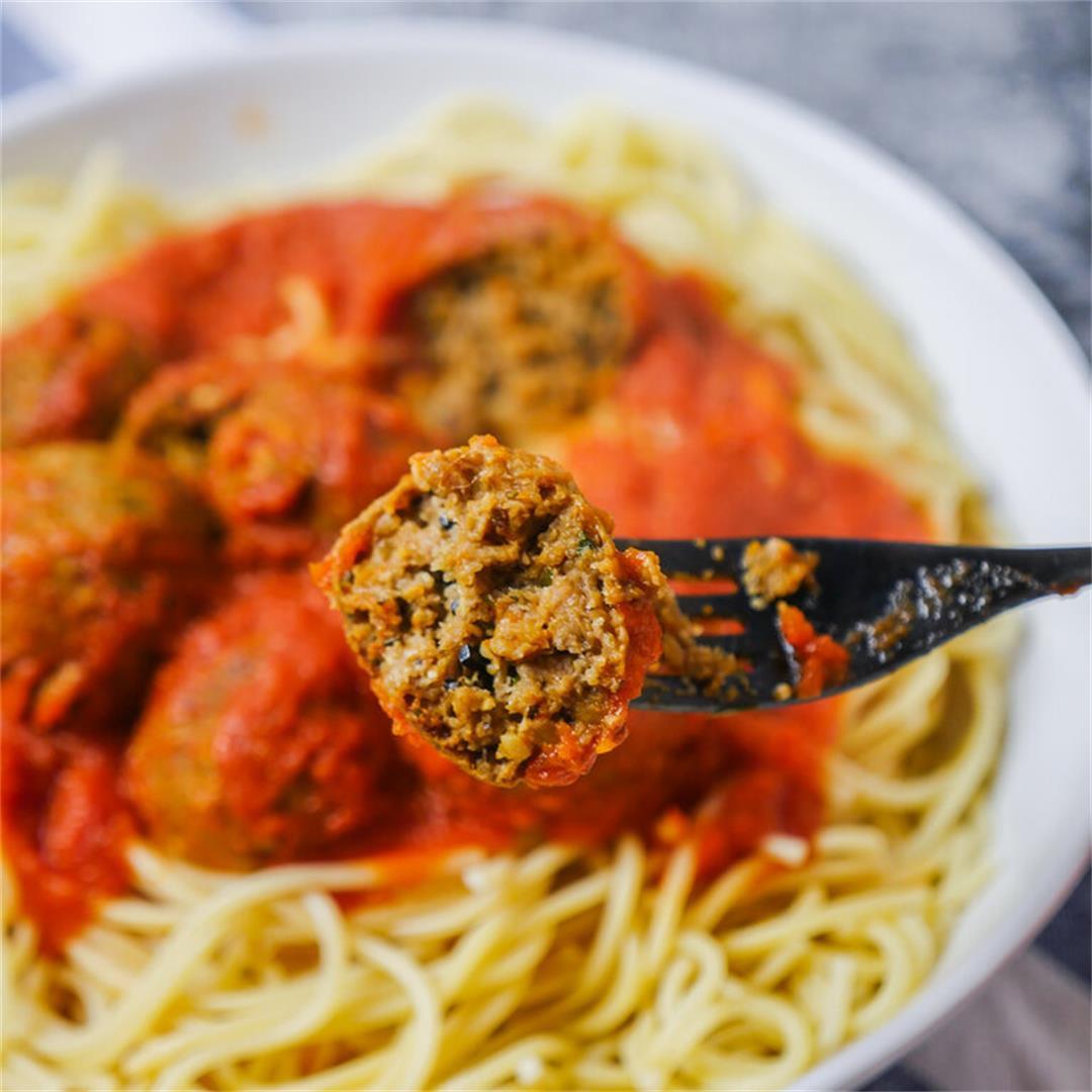 Beyond Meat Meatballs Recipe
