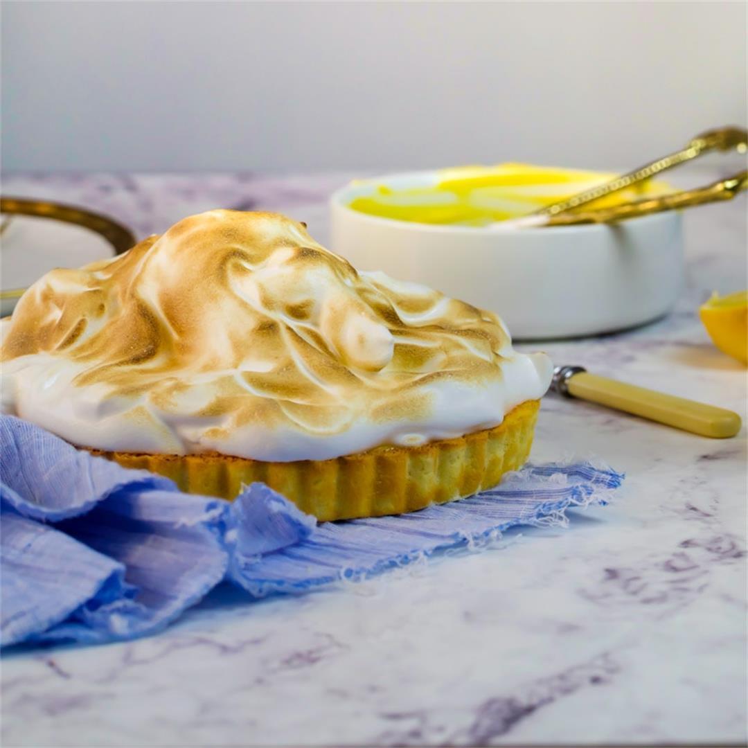 Keto Lemon Meringue Pie Easy Sugar Free Recipe
