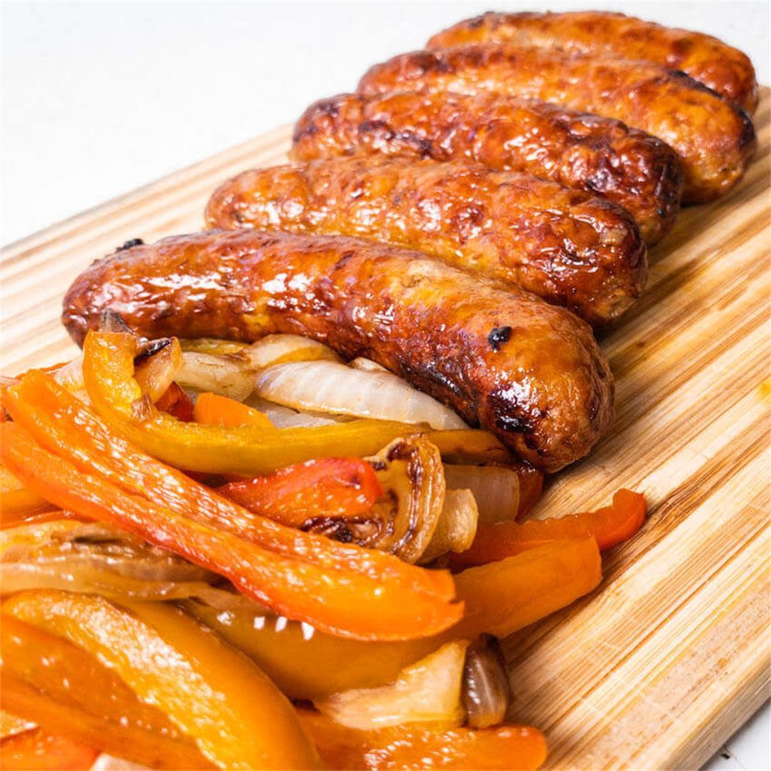 Italian Air Fryer Sausage Links
