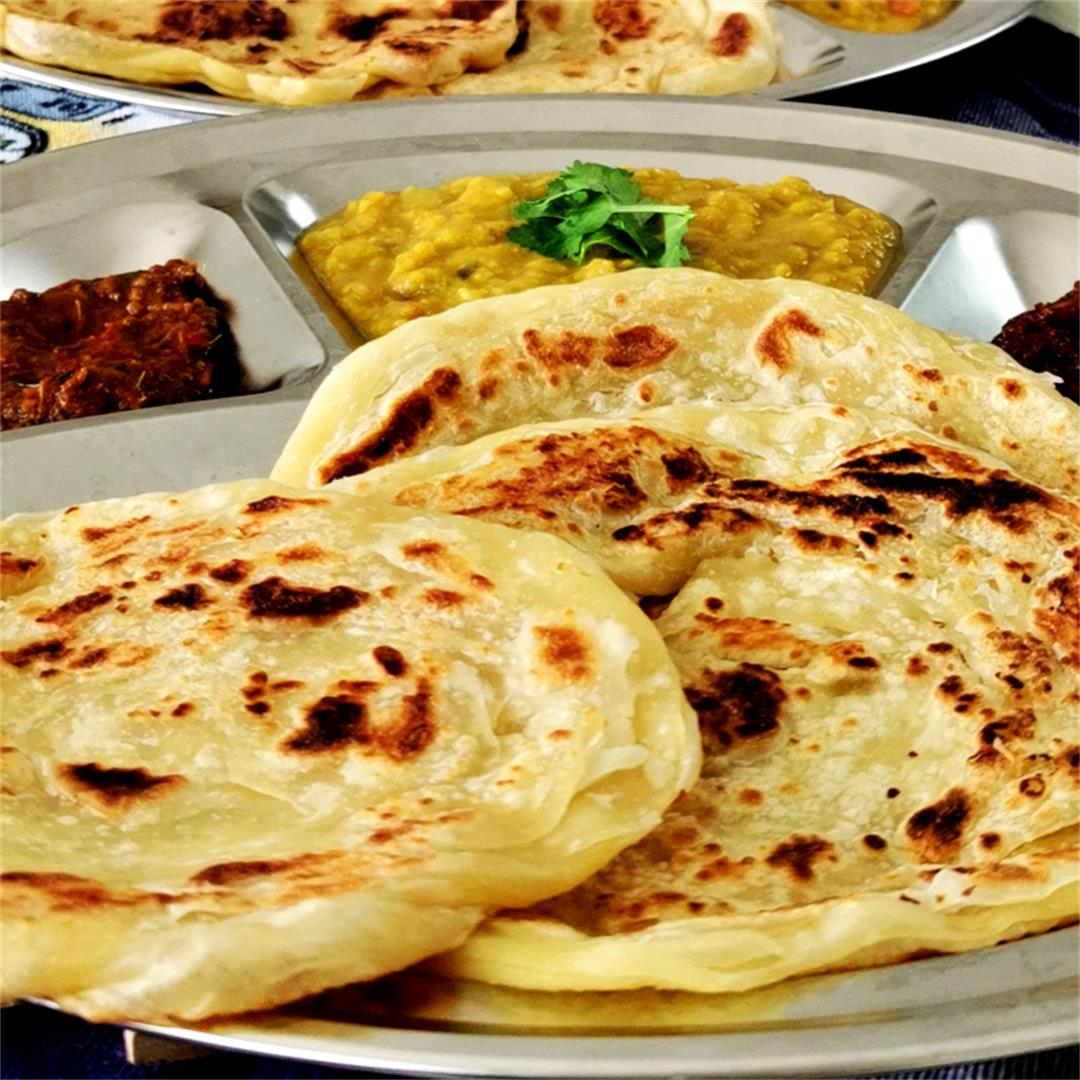 Roti Canai – How to make it at home