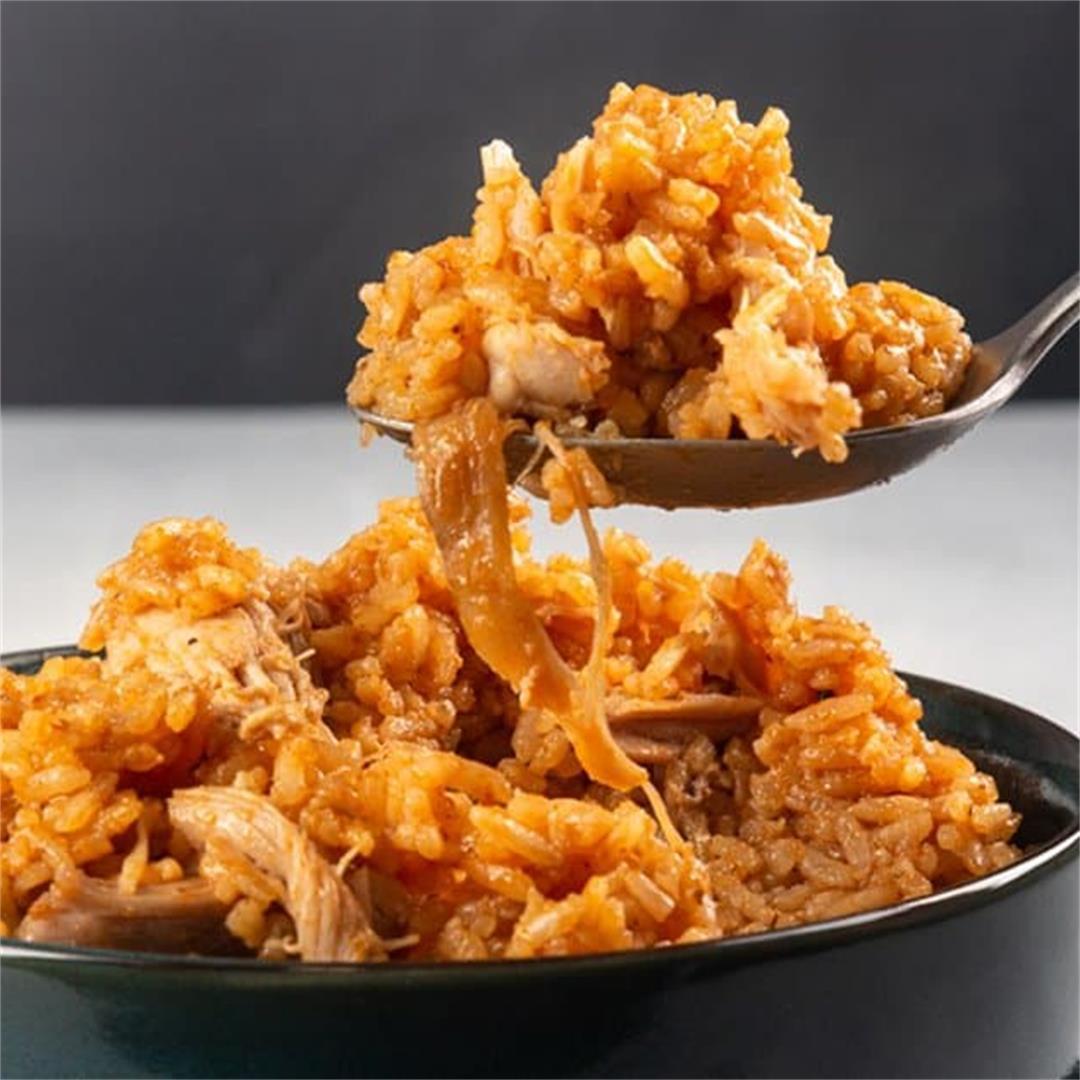 Instant Pot Mexican Chciken & Rice