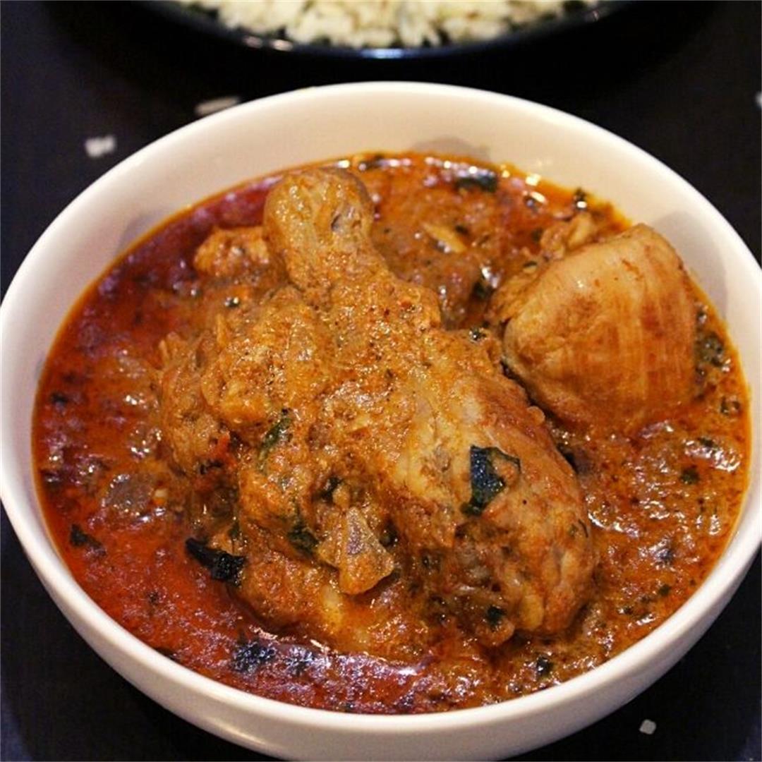 punjabi chicken curry gravy recipe