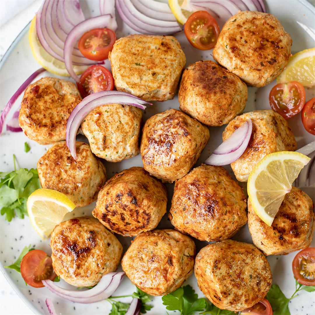Grilled Chicken Kofta-Healthy Life Trainer