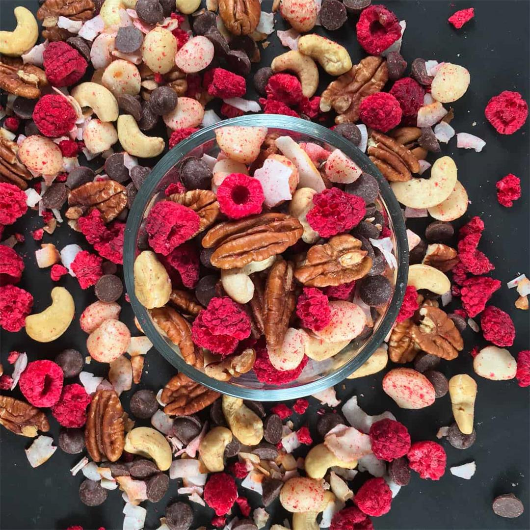 Keto Trail Mix Recipe