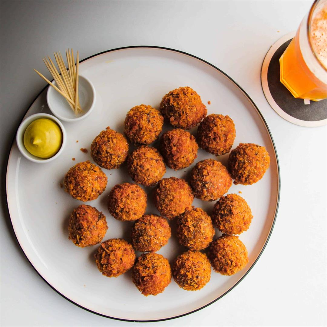 The Ultimate Crispy Bitterballen Recipe with an Instant Pot