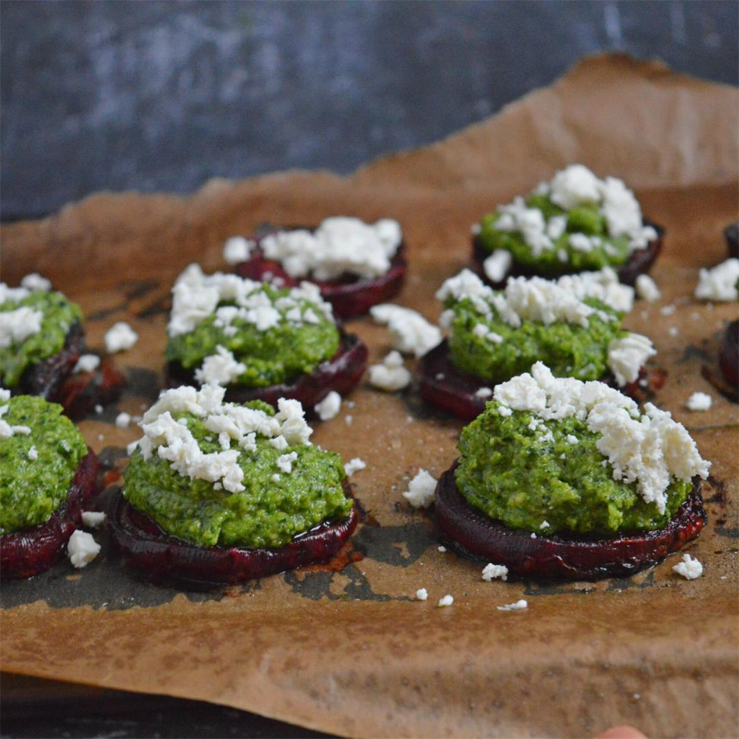 Beetroot Cavolo Nero Bites — Tasty Food for Busy Mums Seasonal