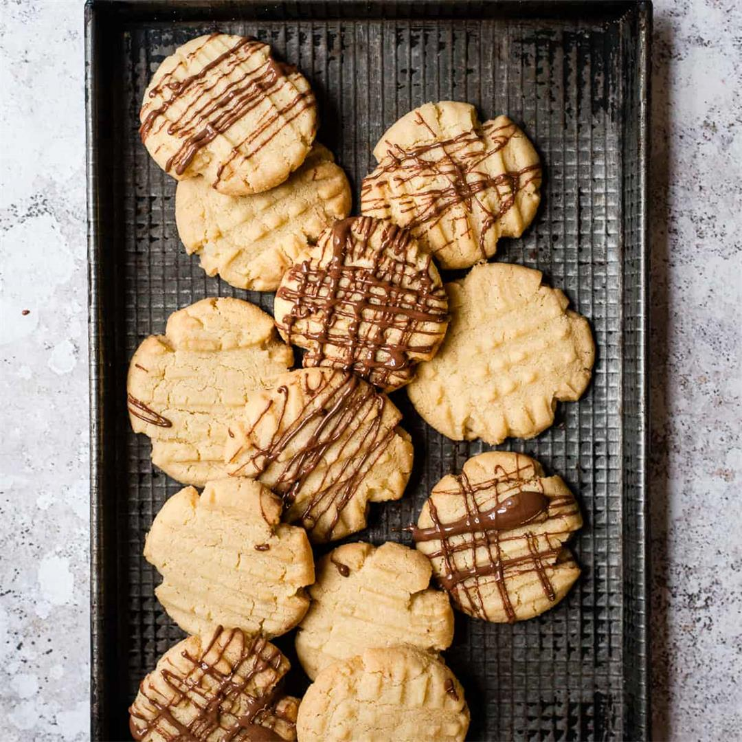 Mary Berry's Fork Biscuits(All ingredients from Aldi)