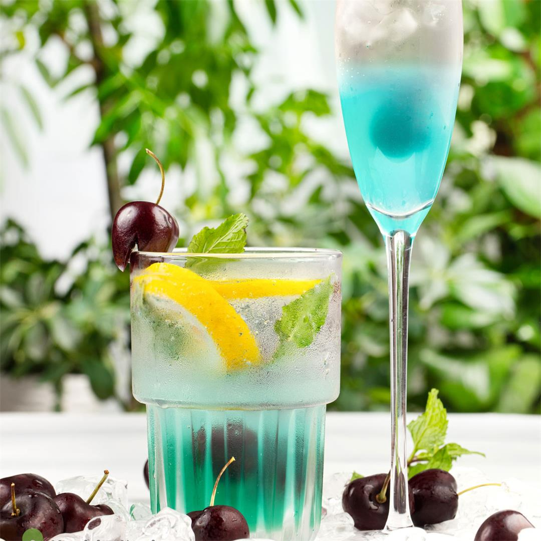 Blue Jungle Juice Recipe: A Tasty Rum-Cordial Fruit Punch