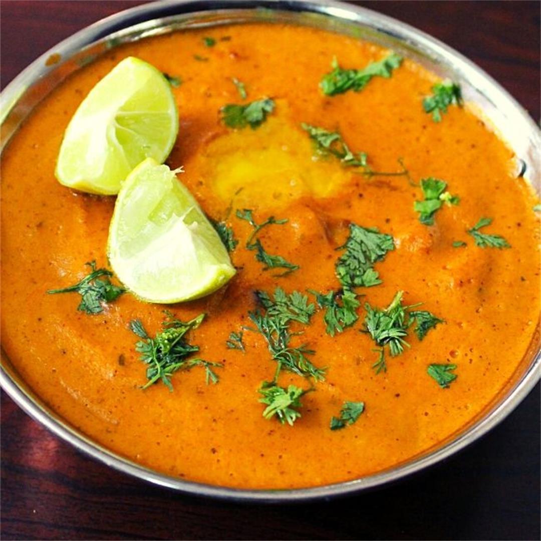 Murgh Makhani Recipe, Chicken Makhani Gravy