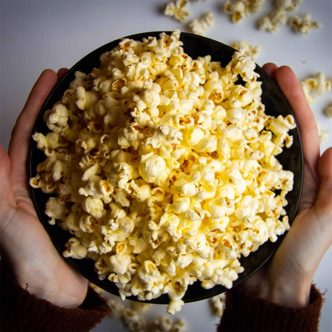How to Make the Most Amazing Popcorn at Home