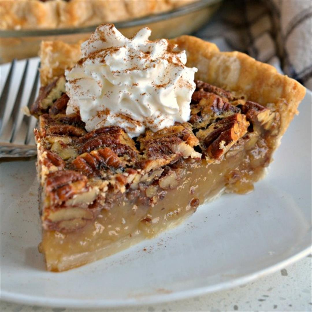 Easy Southern Pecan Pie