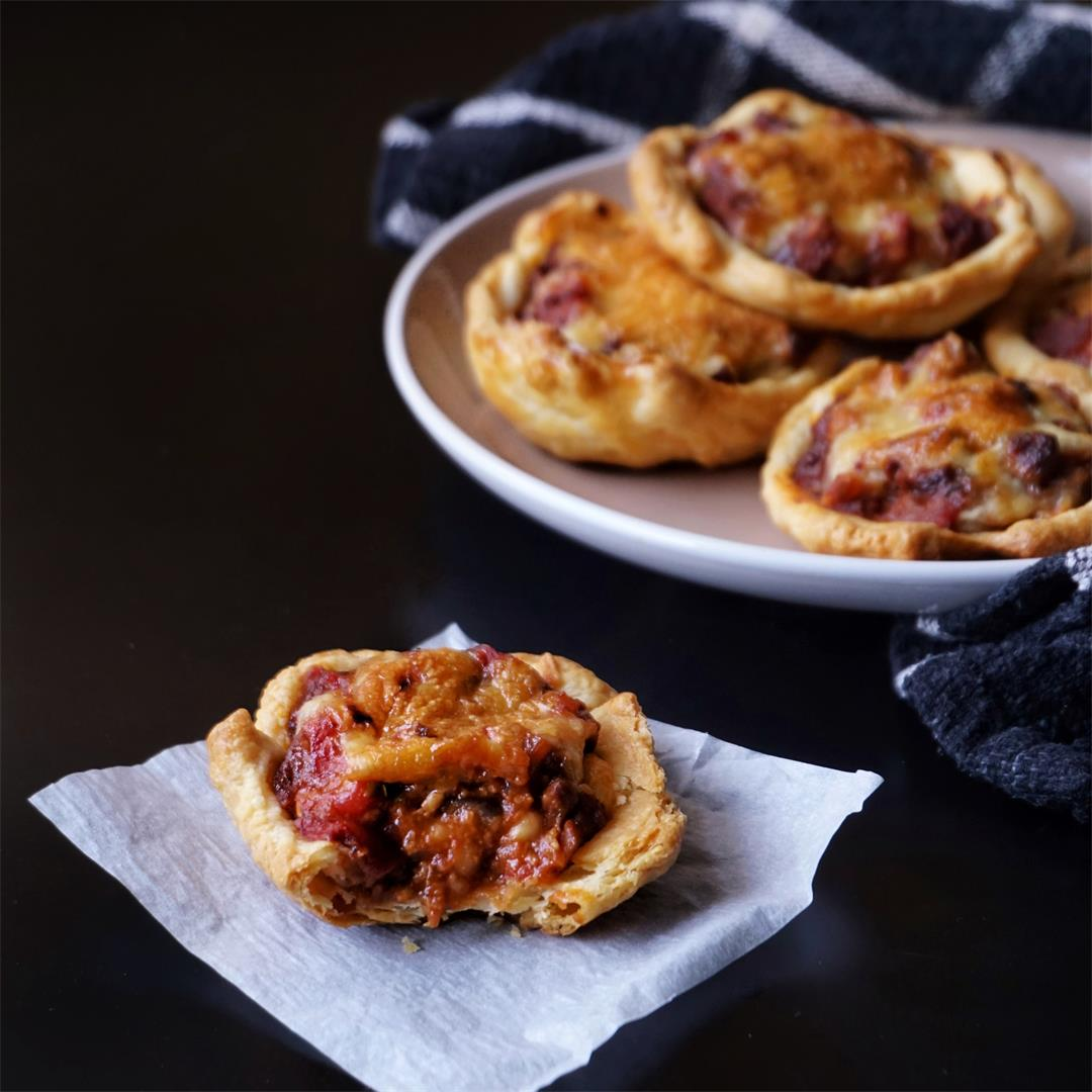 Easy Mini Meat Pies