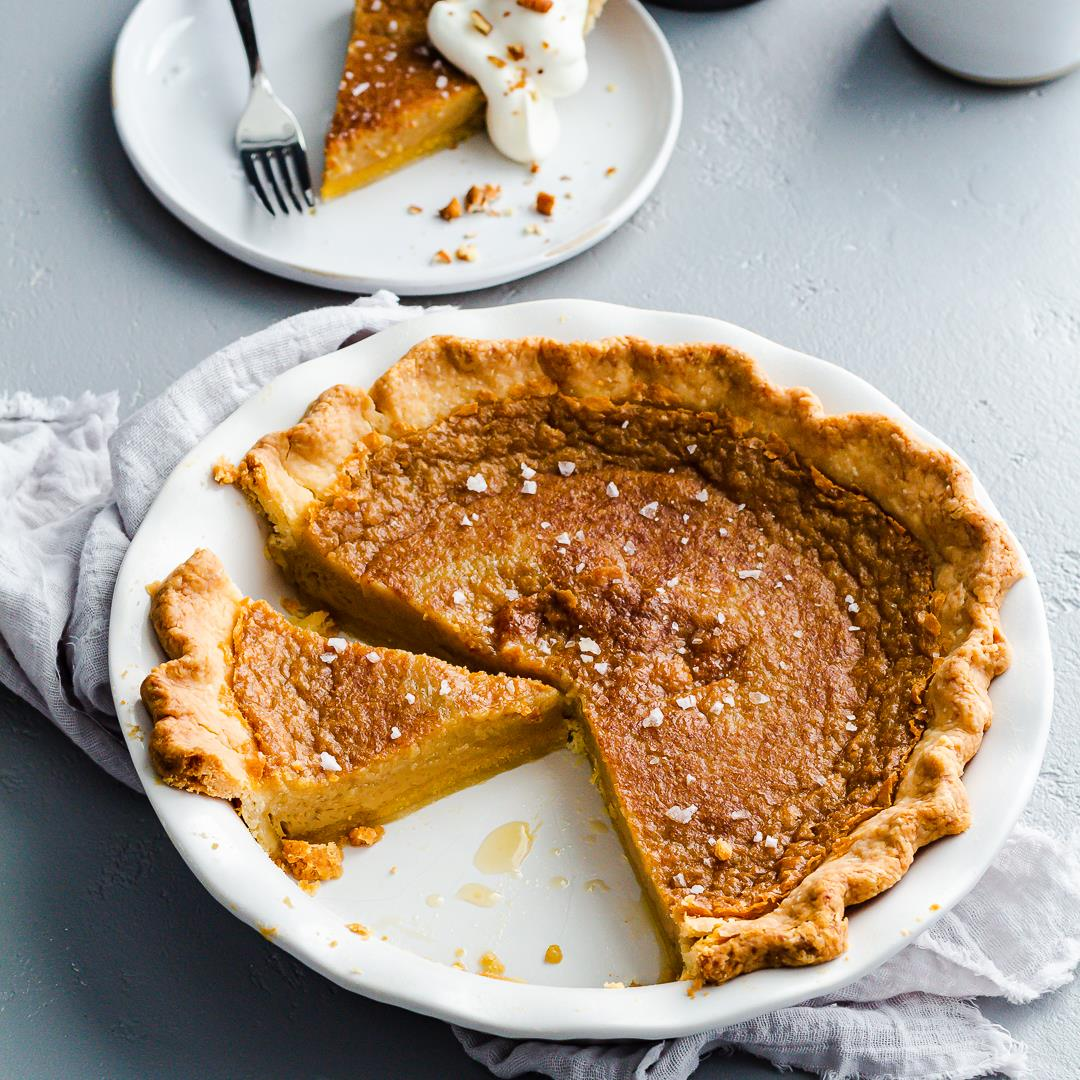 Salted Maple Pie Recipe