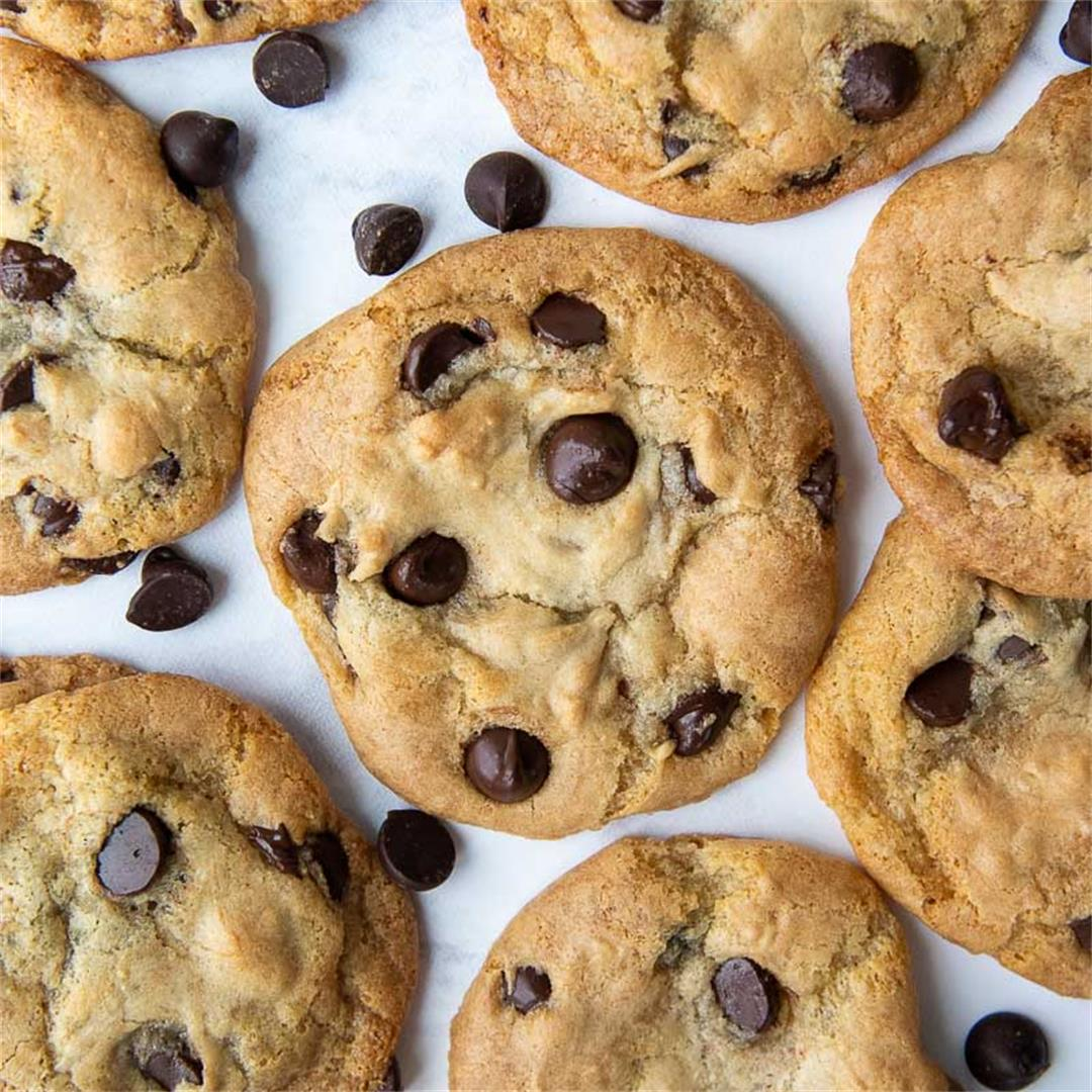 Best Gluten Free Chocolate Chip Cookie Recipe