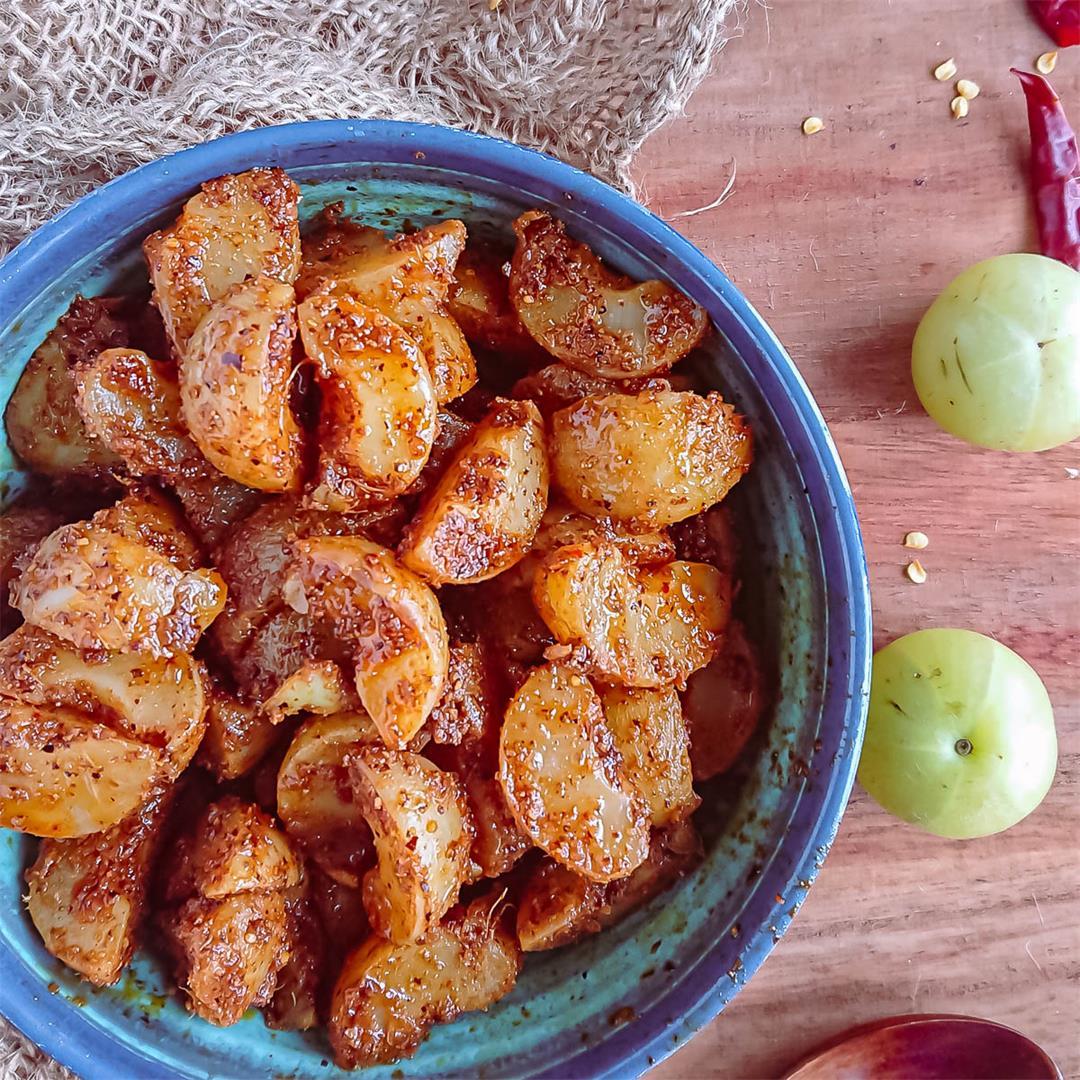 Instant amla pickle recipe