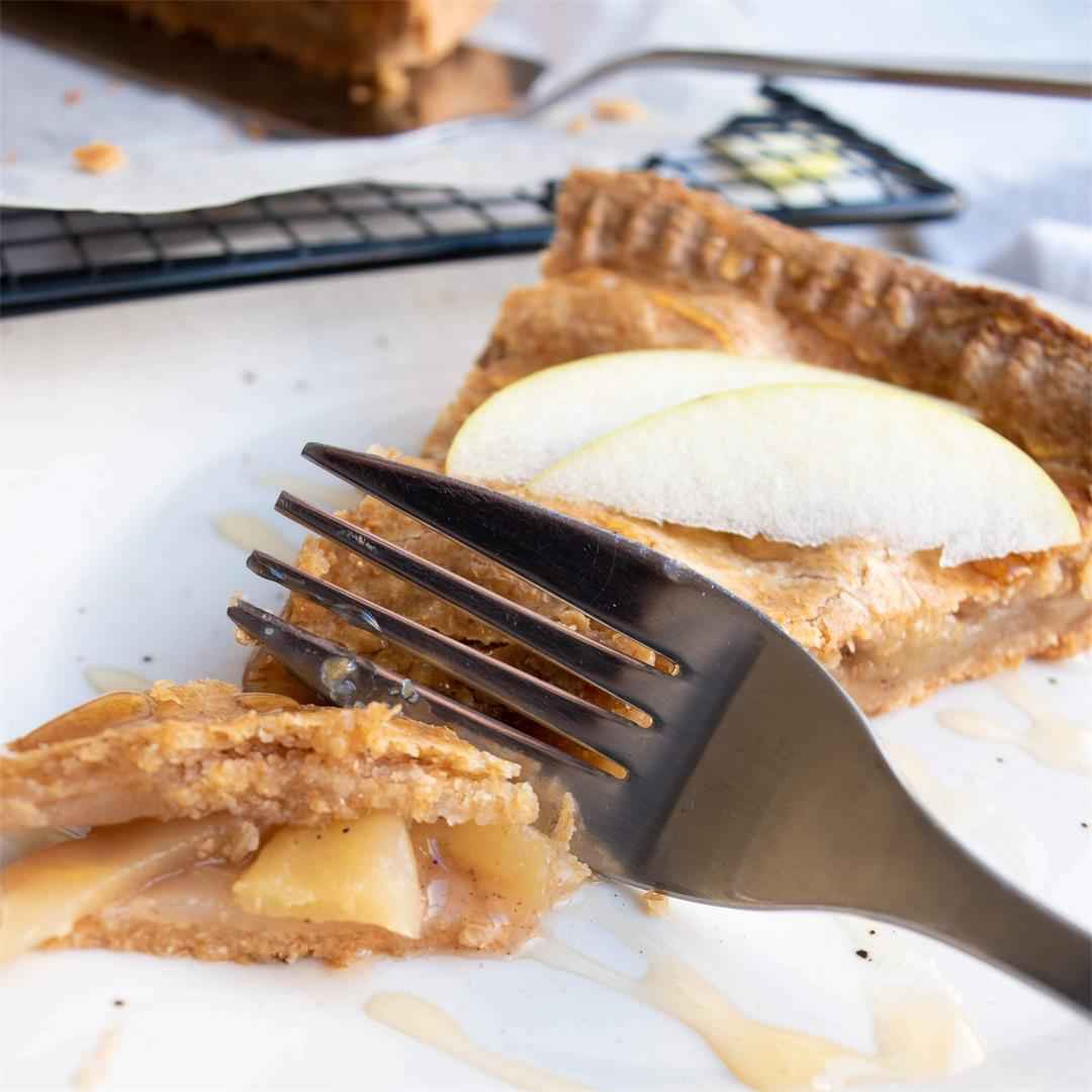 Healthy Apple Pie