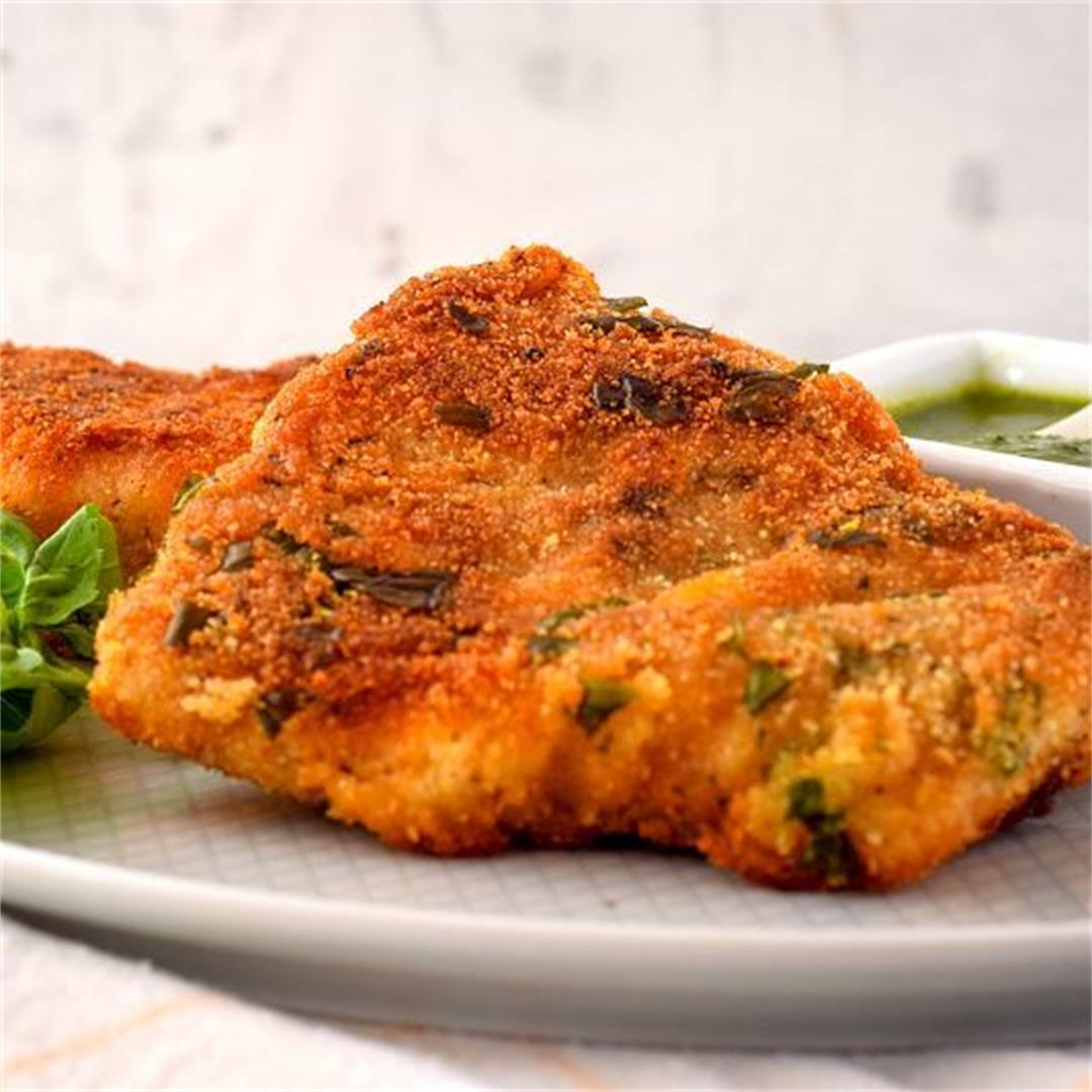Electric Skillet Fried Fish