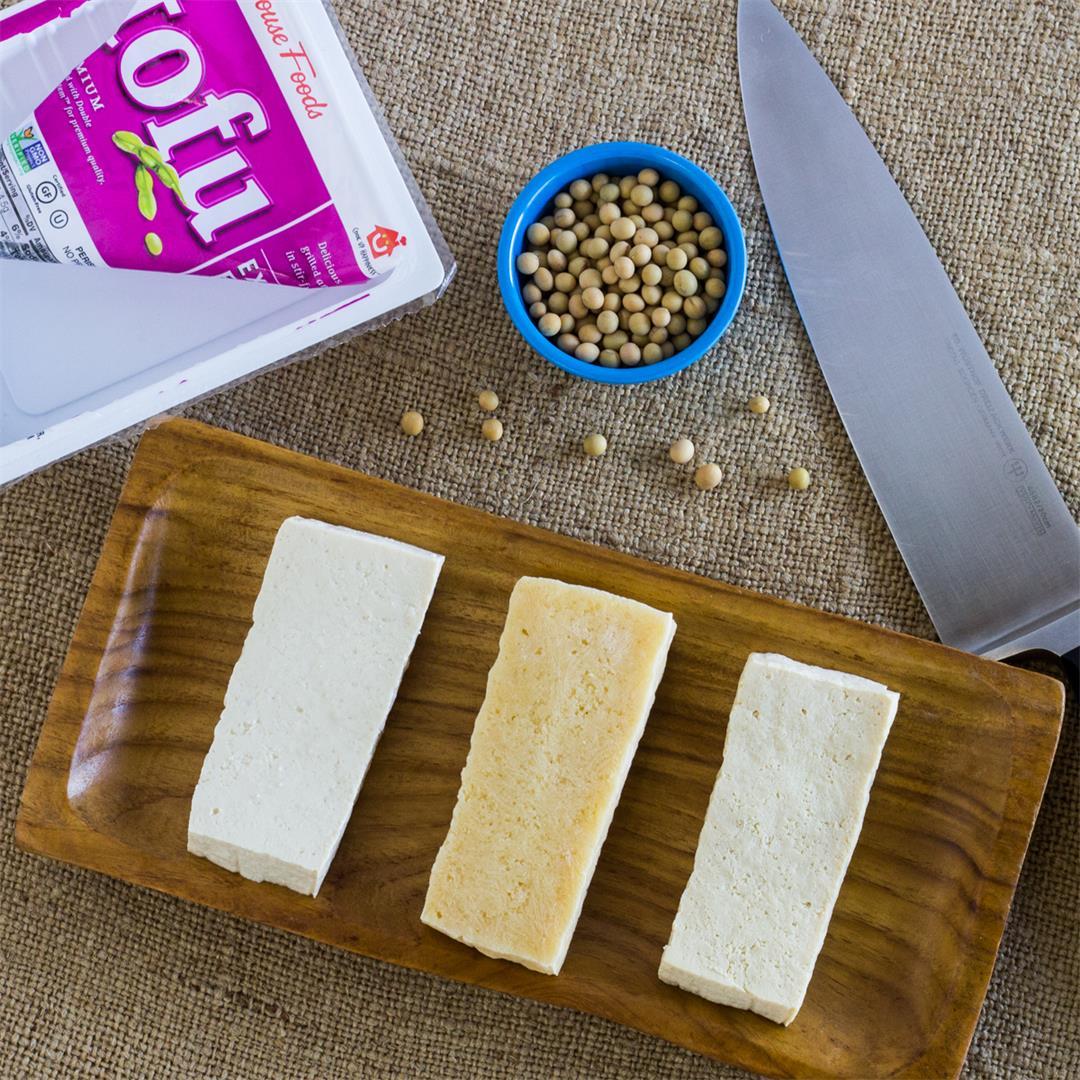 How to Freeze Tofu » The Joy of an Empty Pot
