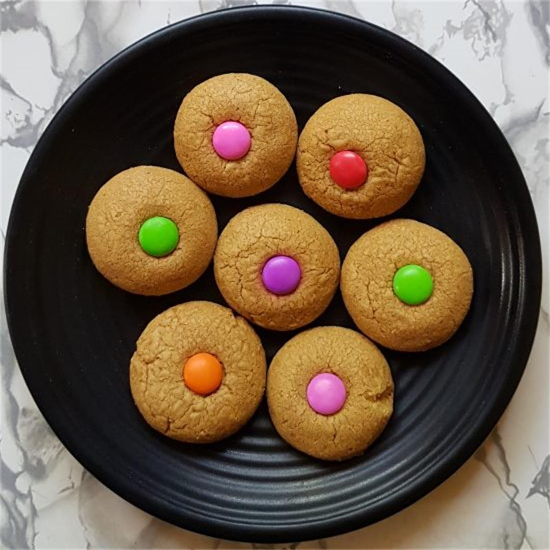 How To Make Quick Coffee Cookies/Simple Coffee Cookies(Eggless)