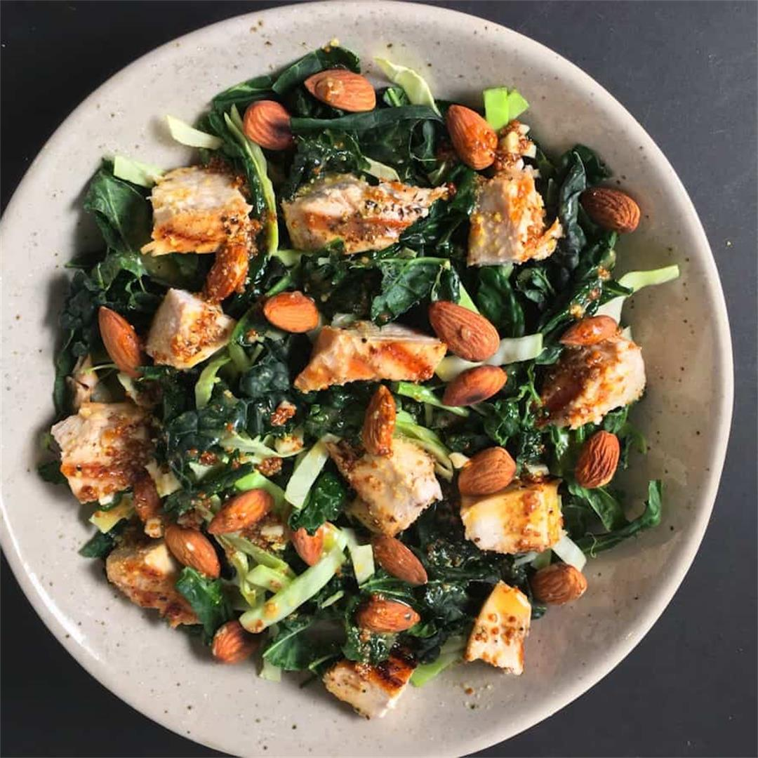 Chick Fil A Kale Crunch Salad Copycat Recipe