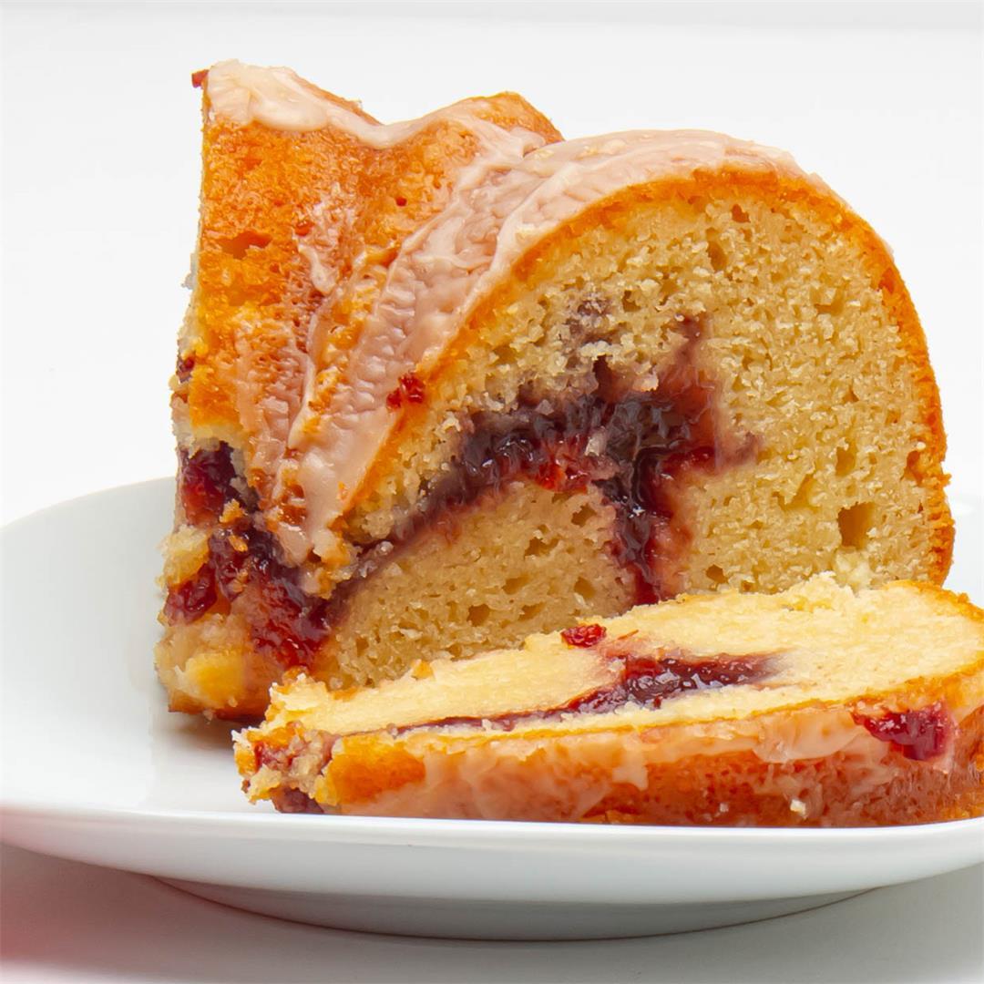 Bundt de Noel: Jam Cake