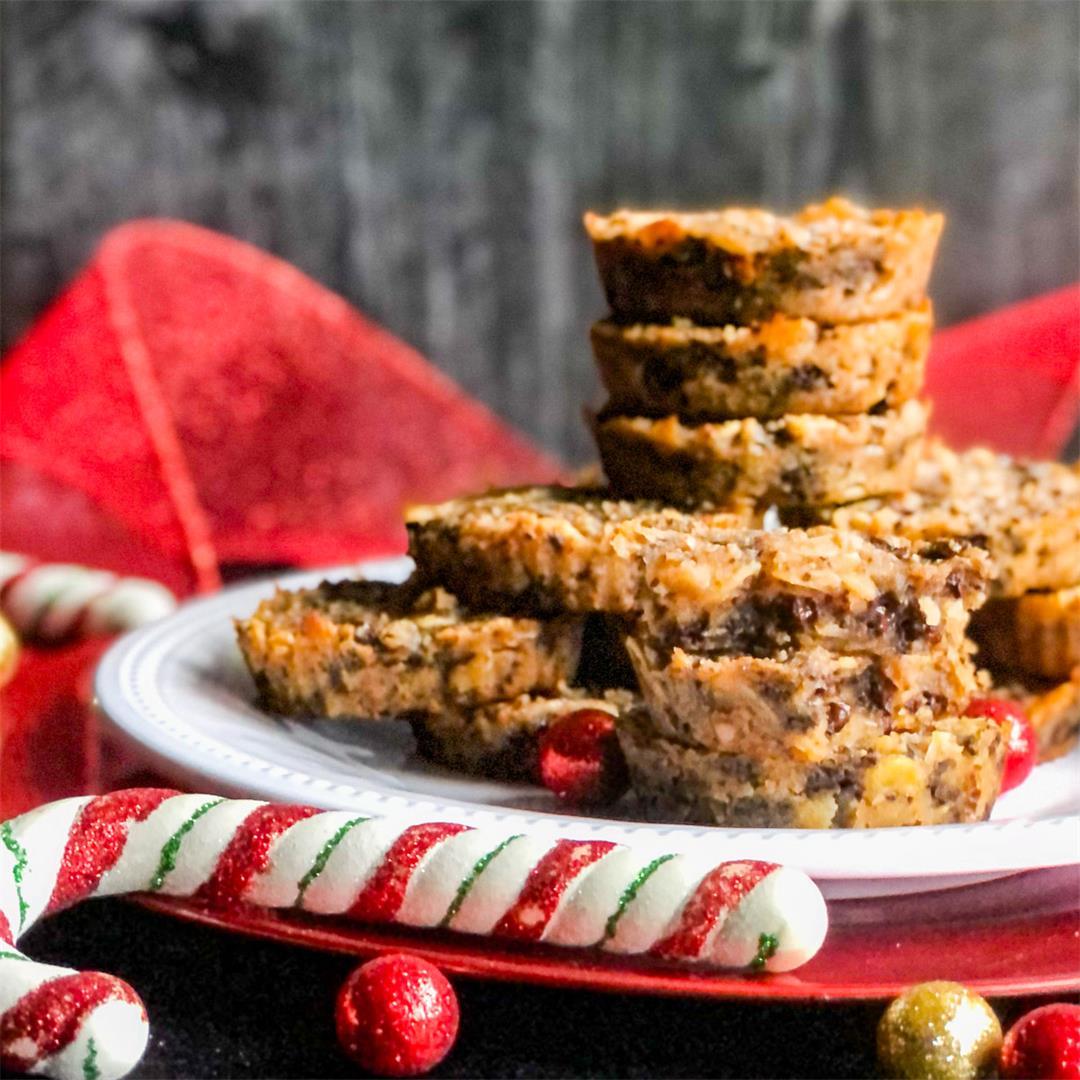 Almond Joy Treats (Gluten-free)