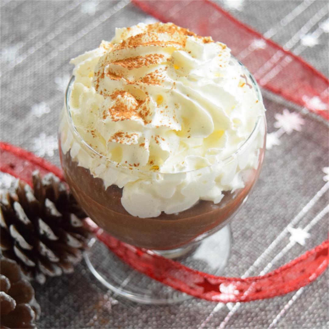 Cashew Chocolate Mousse Recipe