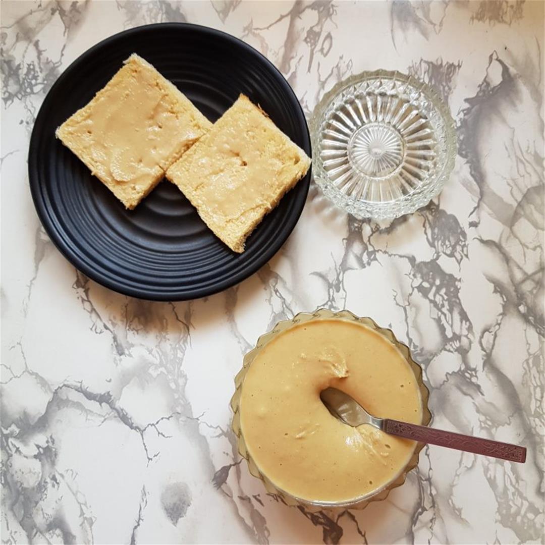 How To Make Homemade Peanut Butter/Best Peanut Butter