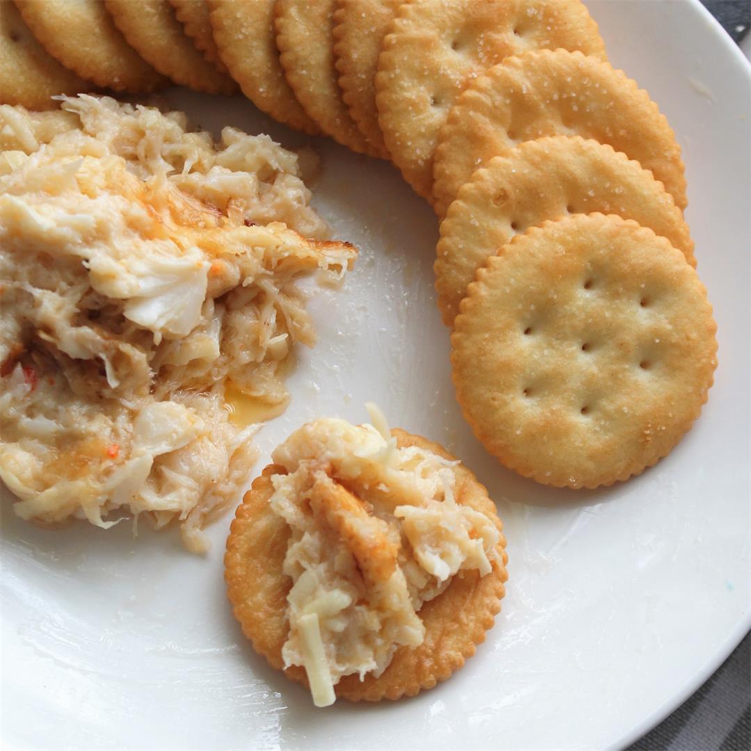 Jalapeno Crab Dip – My Recipe Reviews