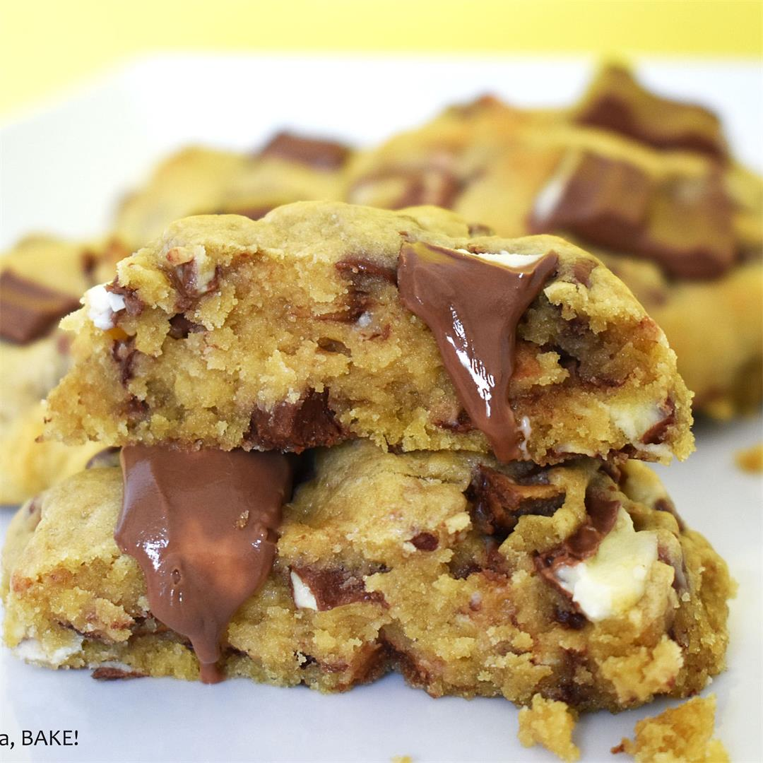 Kinder Bueno Cookies