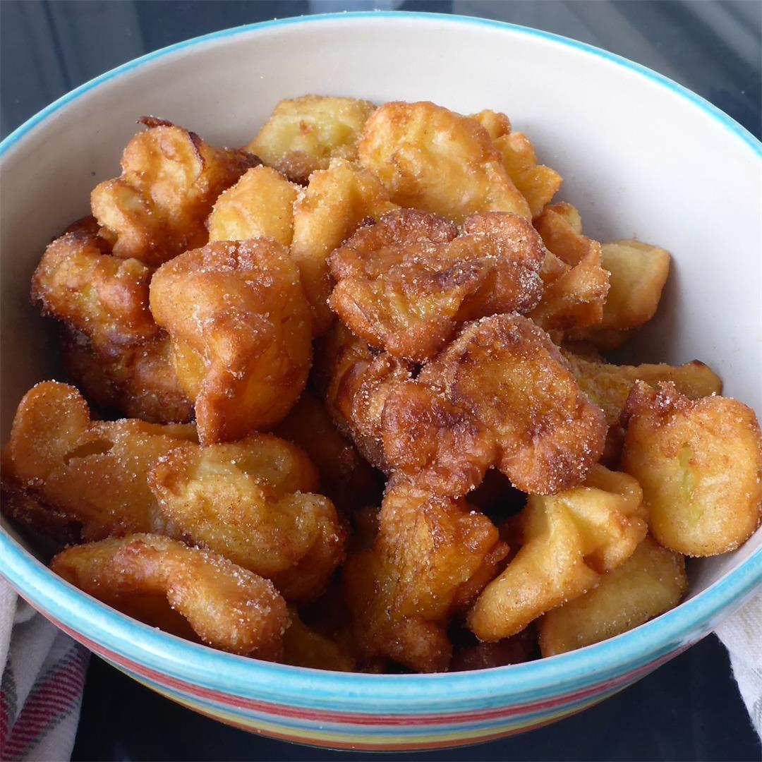 Best apple fritter bites