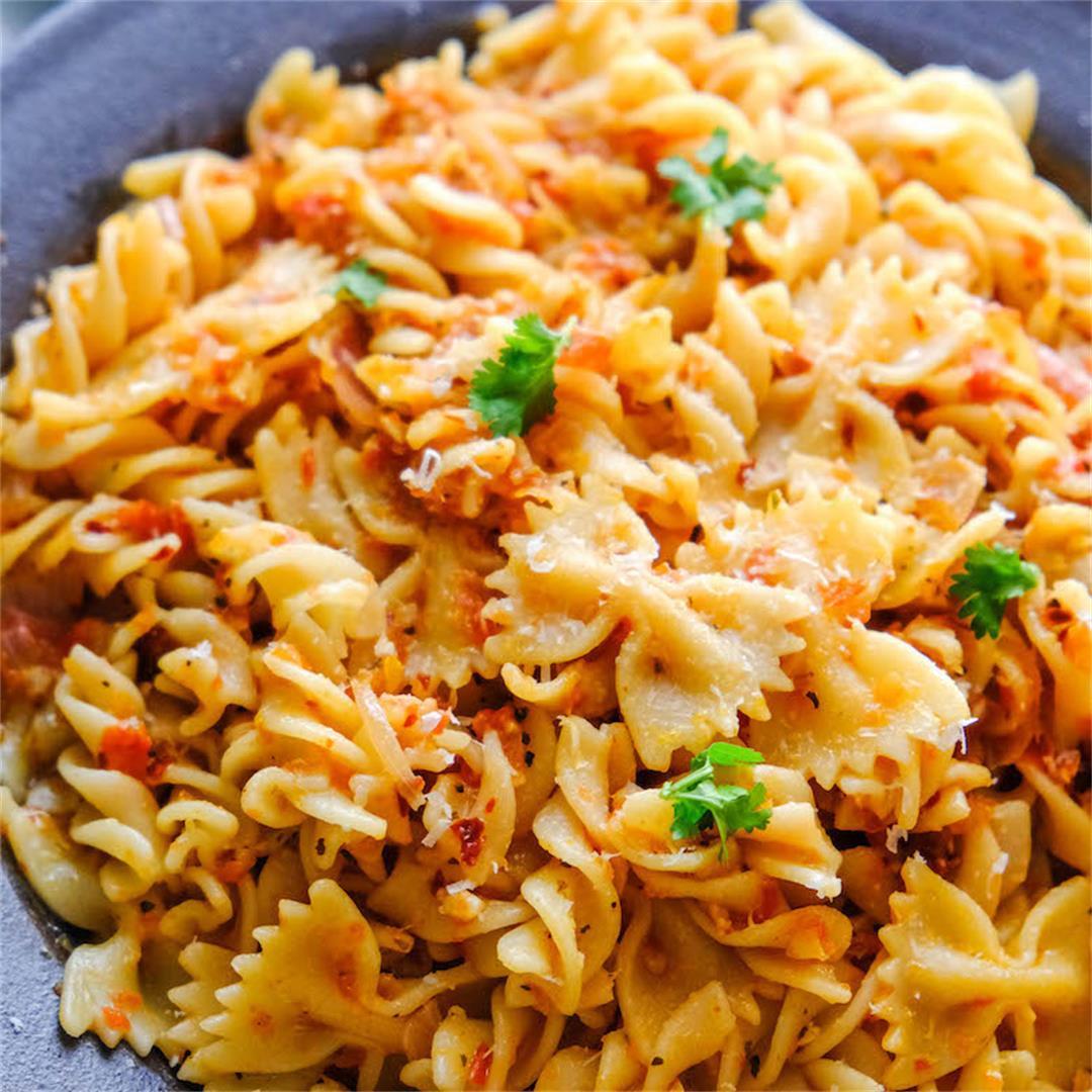 Classic Red Sauce Pasta