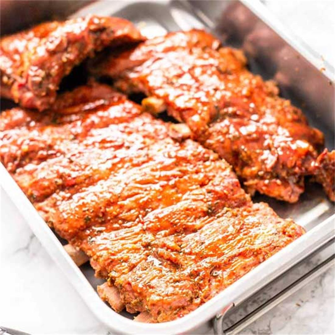 Instant Pot Pork Spare Ribs