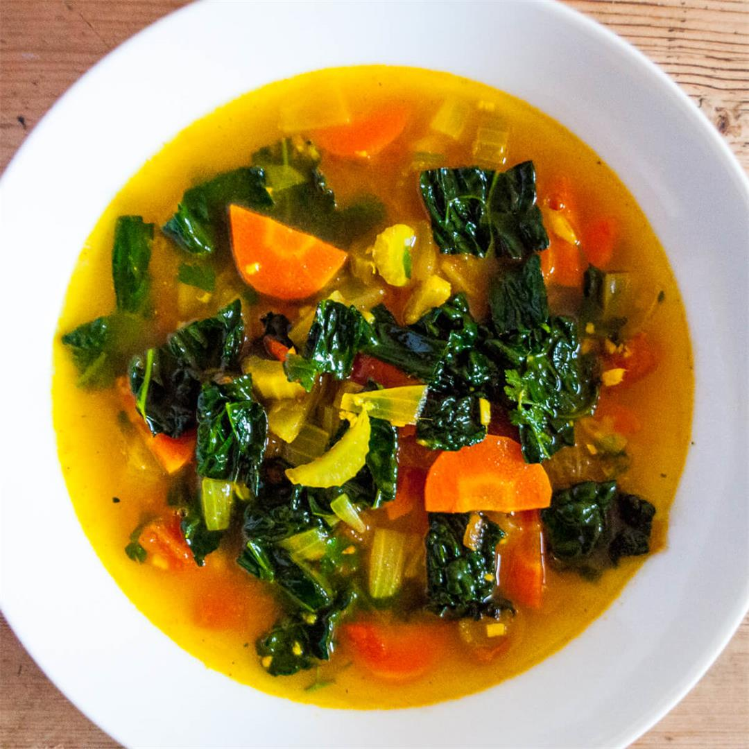 Detox Winter Soup