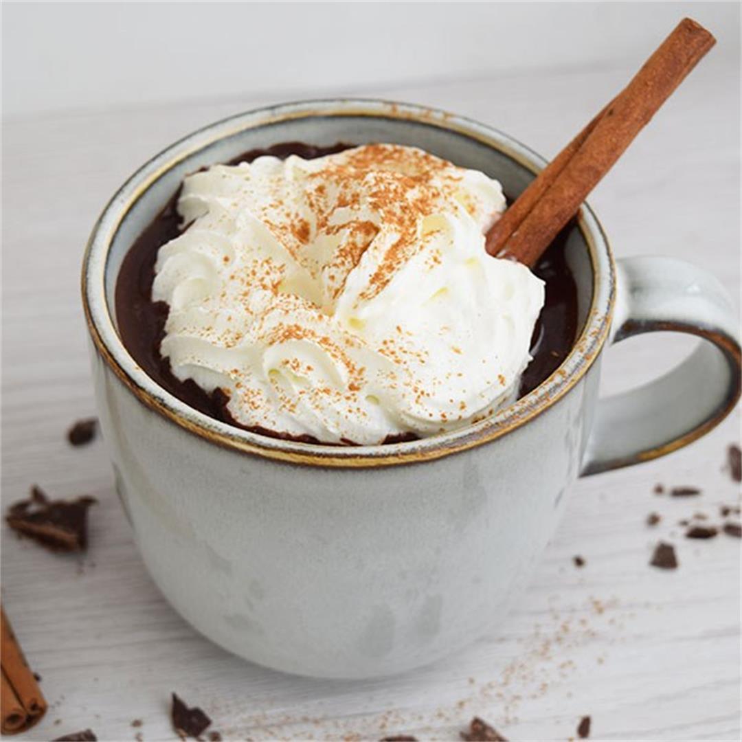 Best Vegan Hot Chocolate