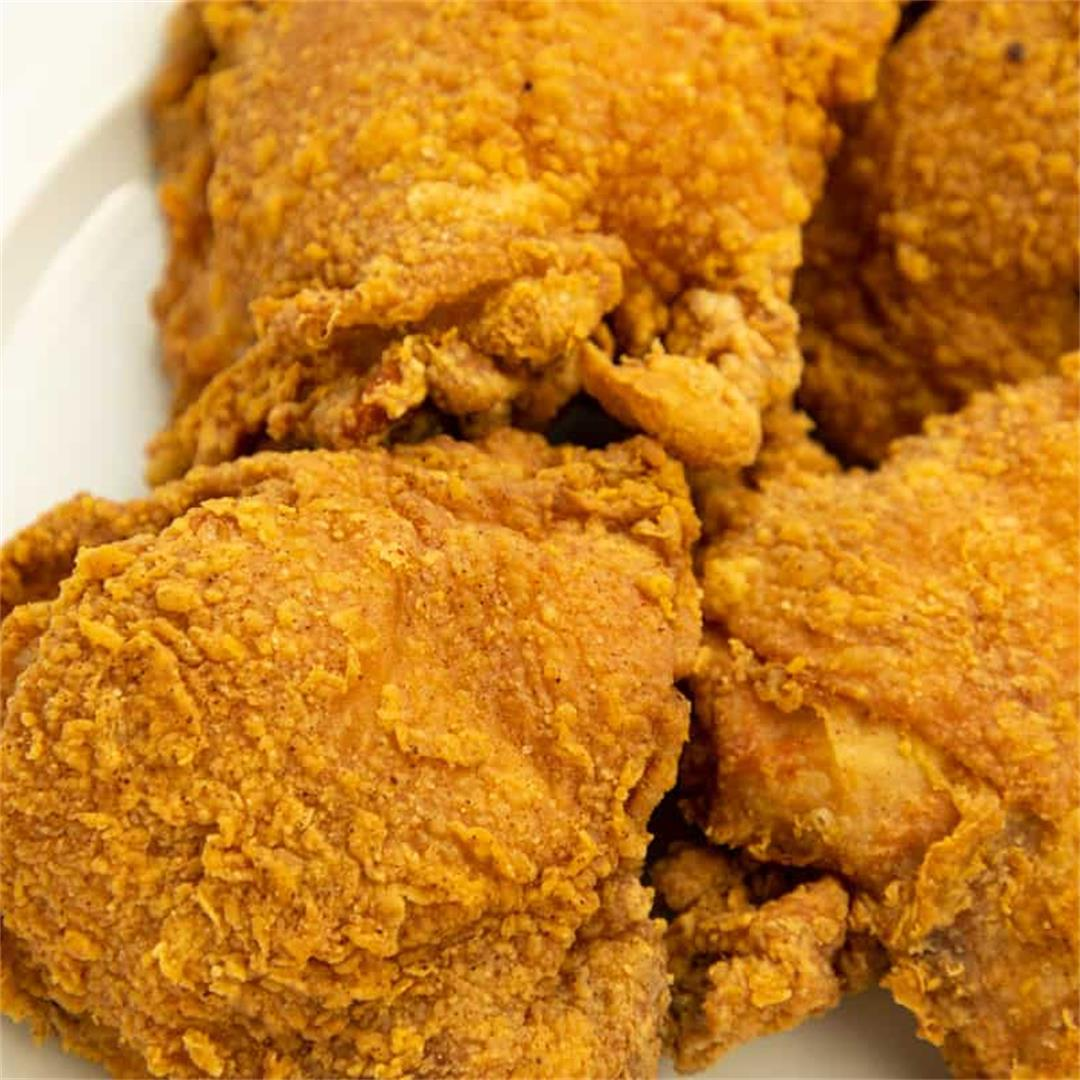 Filipino Crispy Fried Chicken