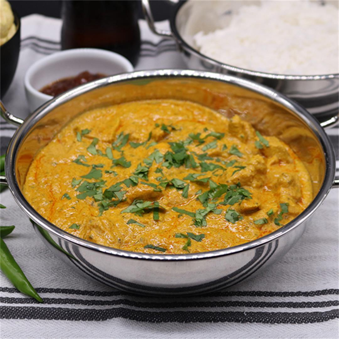 Butter Chicken (Thermomix)