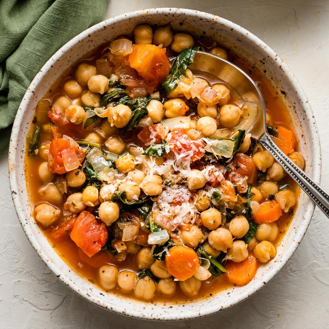 Tuscan Chickpea Stew