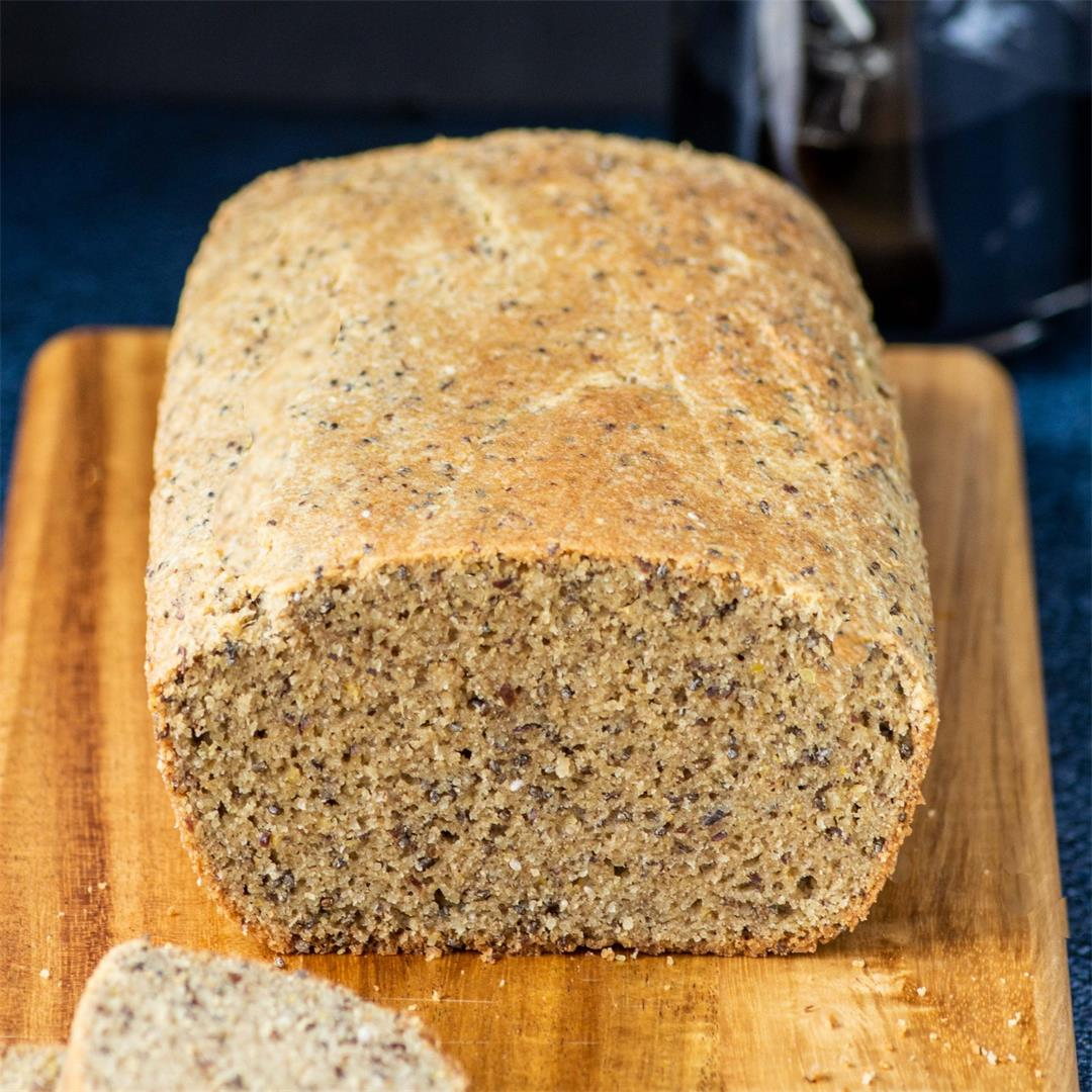 Low Carb Almond Flour Bread