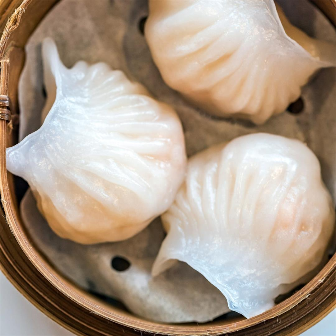 Har Gow Chinese Shrimp Dumplings