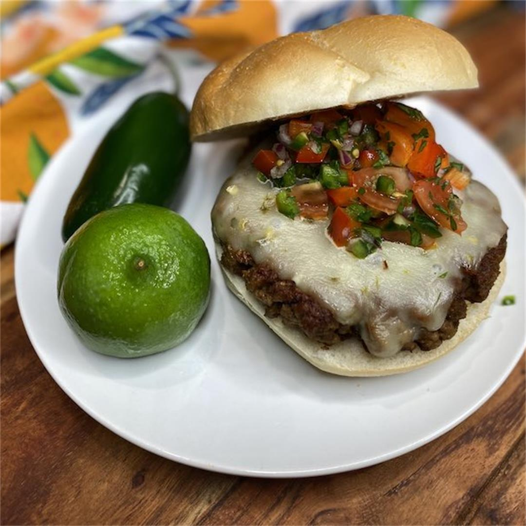 Impossible Meat Burger Recipe