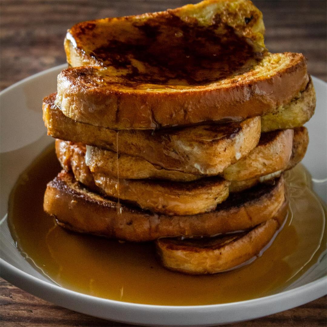 Brown Sugar Cinnamon French Toast Recipe