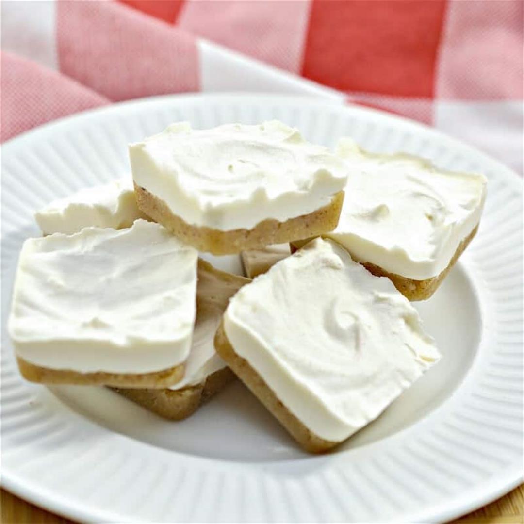Easy Mini Keto Cheesecake Bites
