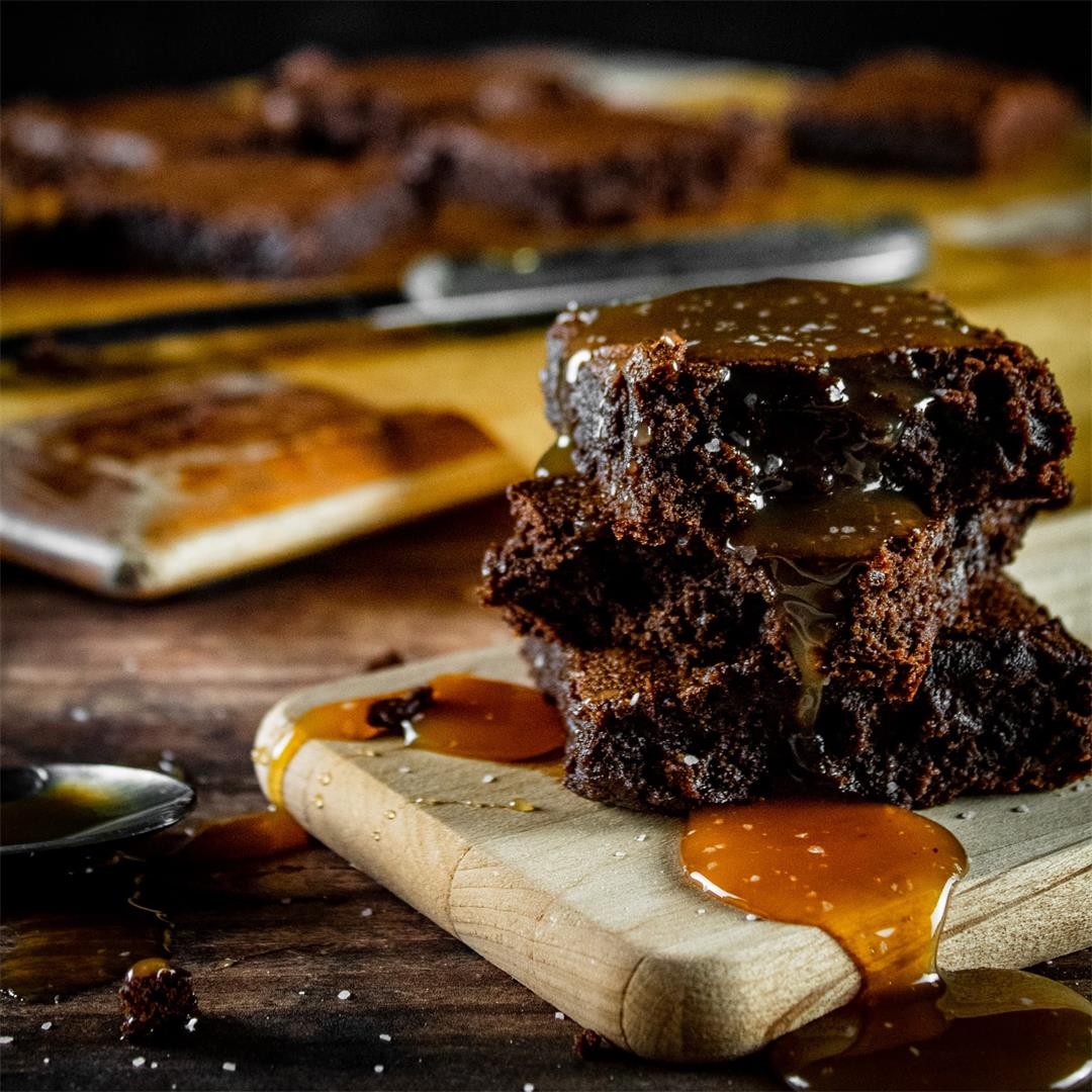 Chocolate Whiskey Brownies Recipe