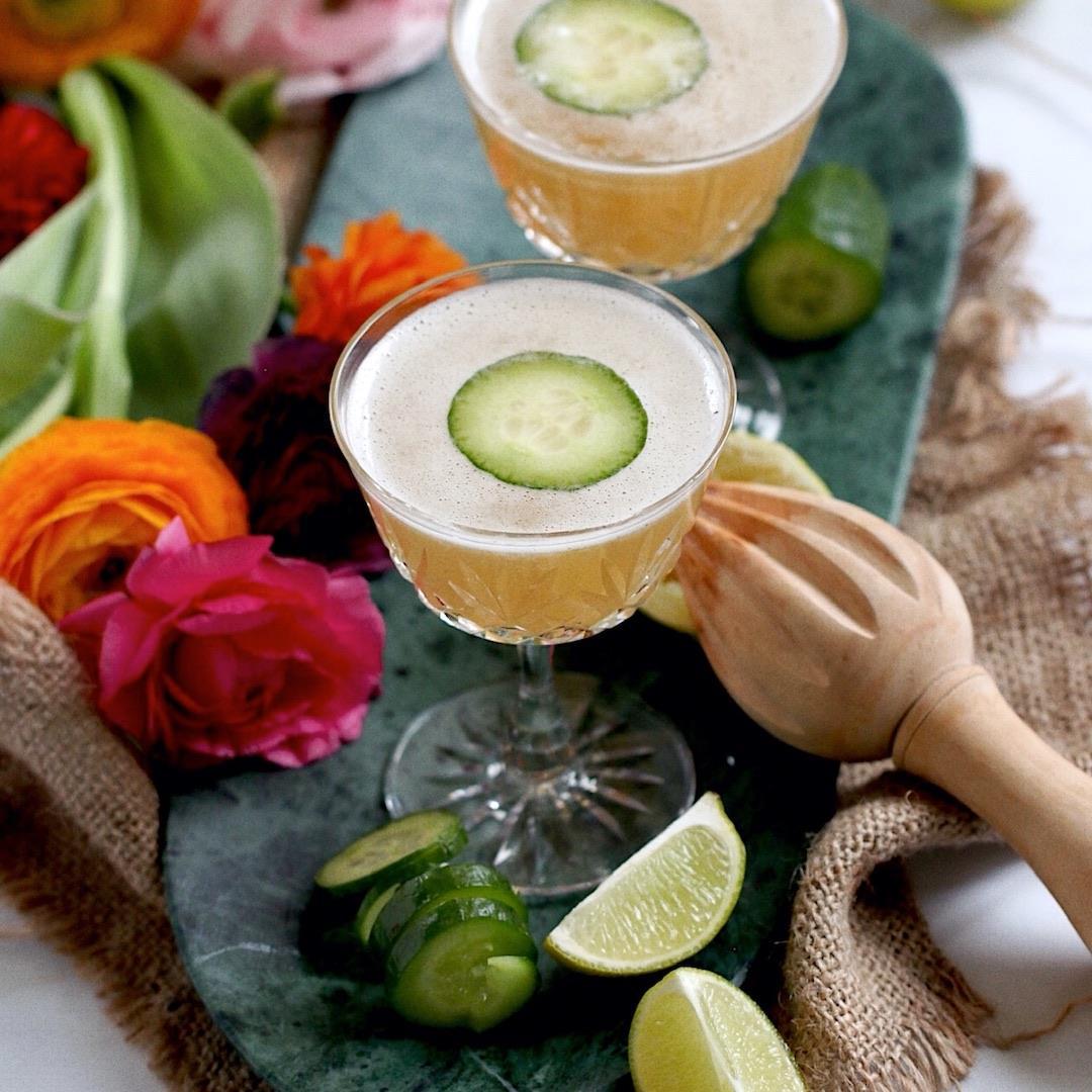 Garden of Eden Mocktail / Cocktail
