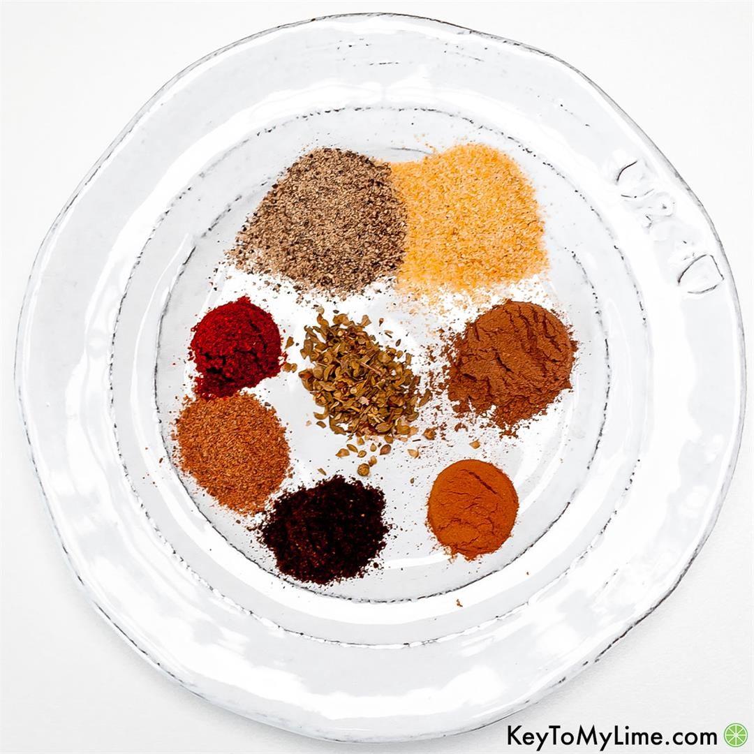 2-Minute Shawarma Seasoning (Shawarma Spice Blend)