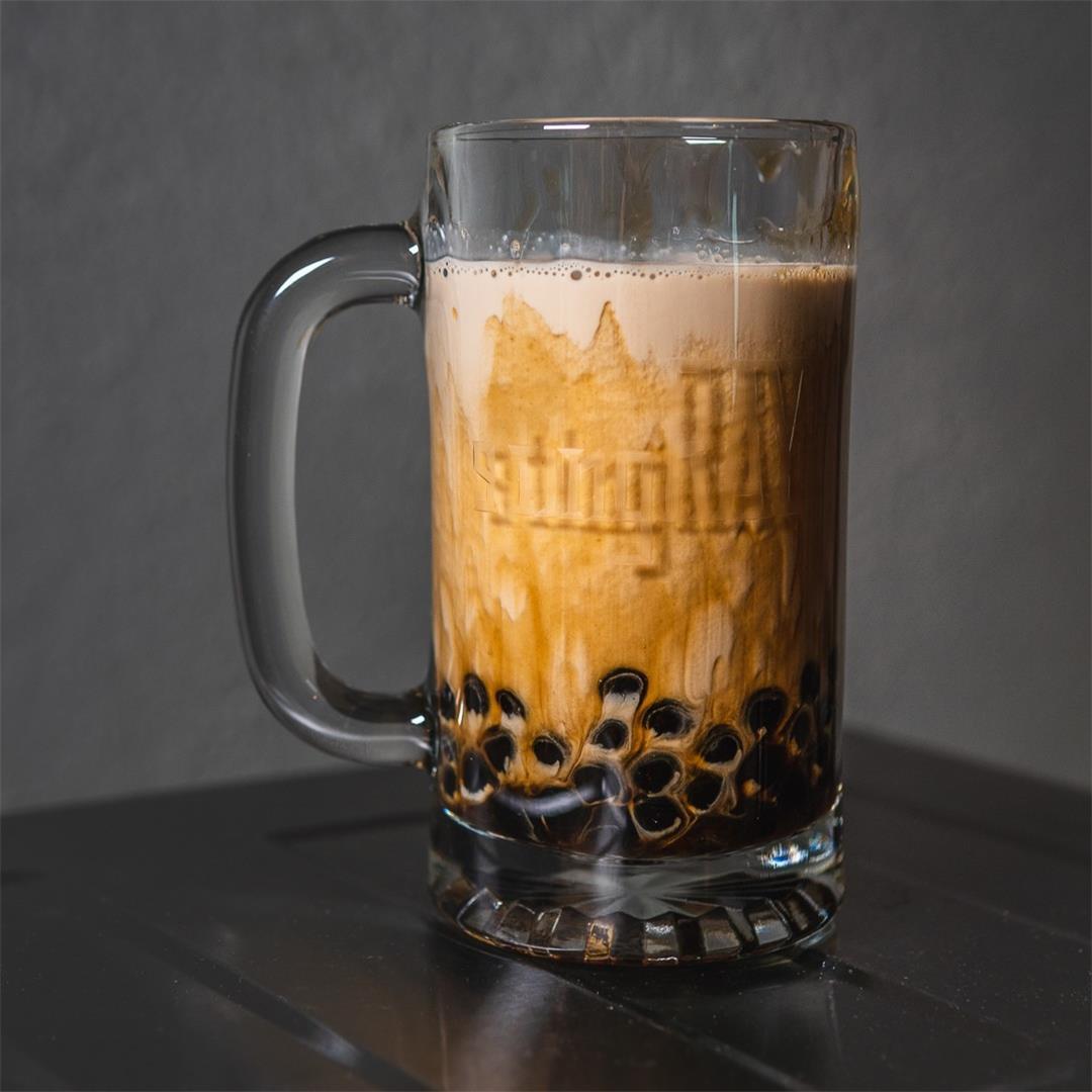 Brown Sugar Milk Tea Recipe