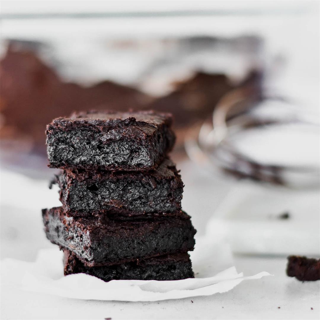 Paleo Sweet Potato Brownies — Foodborne Wellness